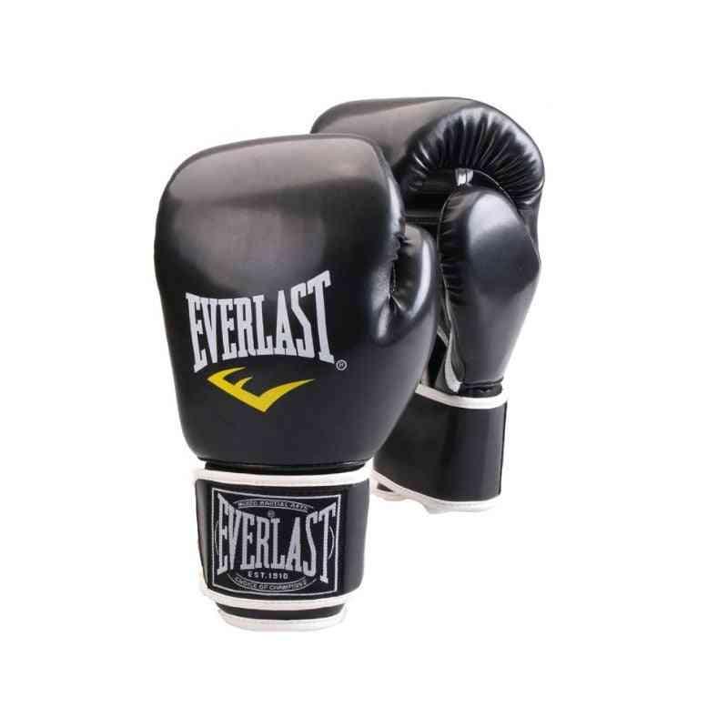 Children/adult Women Men's Boxing Gloves Sandbag Boxing Training Muay Thai Karate Boxing Gloves Deo 6-12 Oz Factory Direct Sale