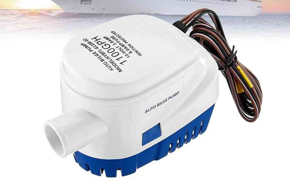 Submersible Boat Bilge Pump Auto With Float Switch