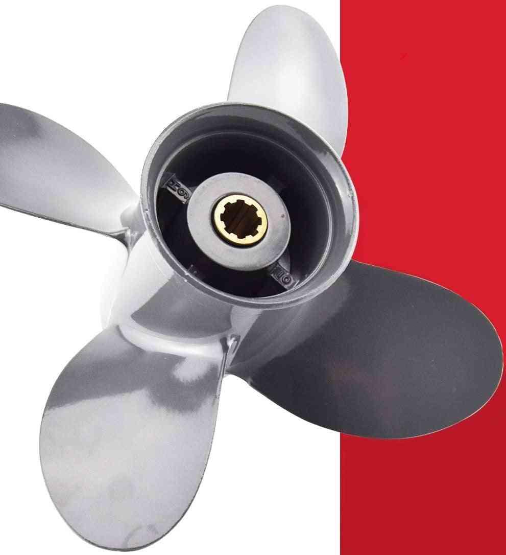Propeller For Honda Blade Aluminum Screw Engine Part