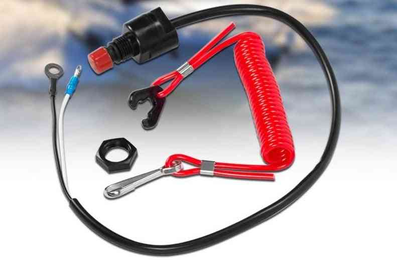 Emergency Stop Kill Safety Switch Outboard
