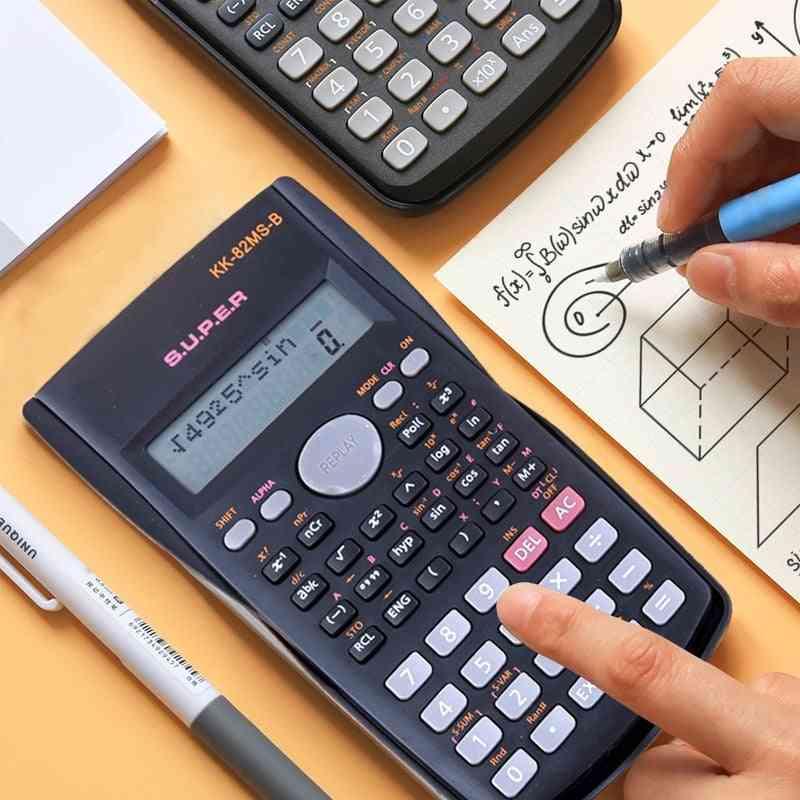 Multifunction Portable Scientific Calculator