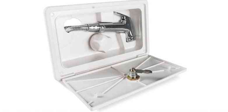 External Shower Box Hot And Cold Switch
