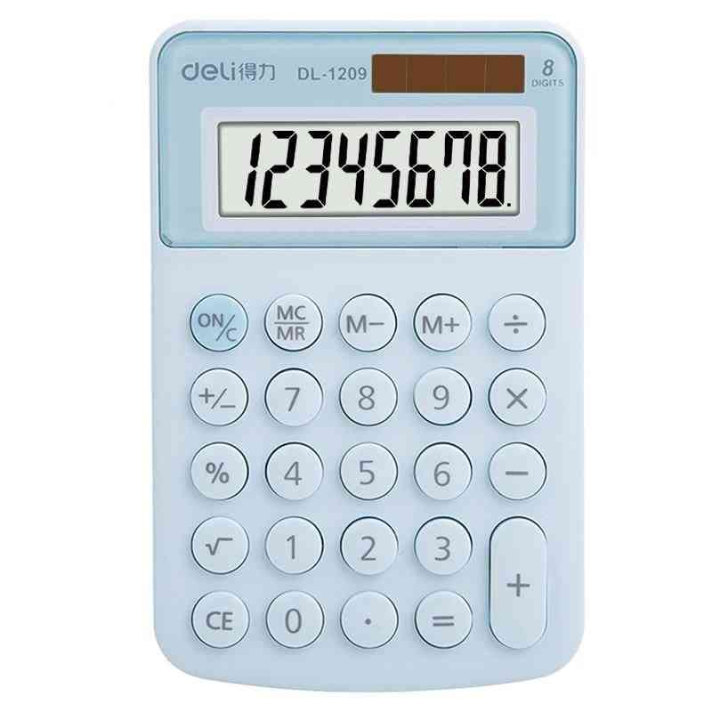 Portable Easy Carry Cute Mini Calculator