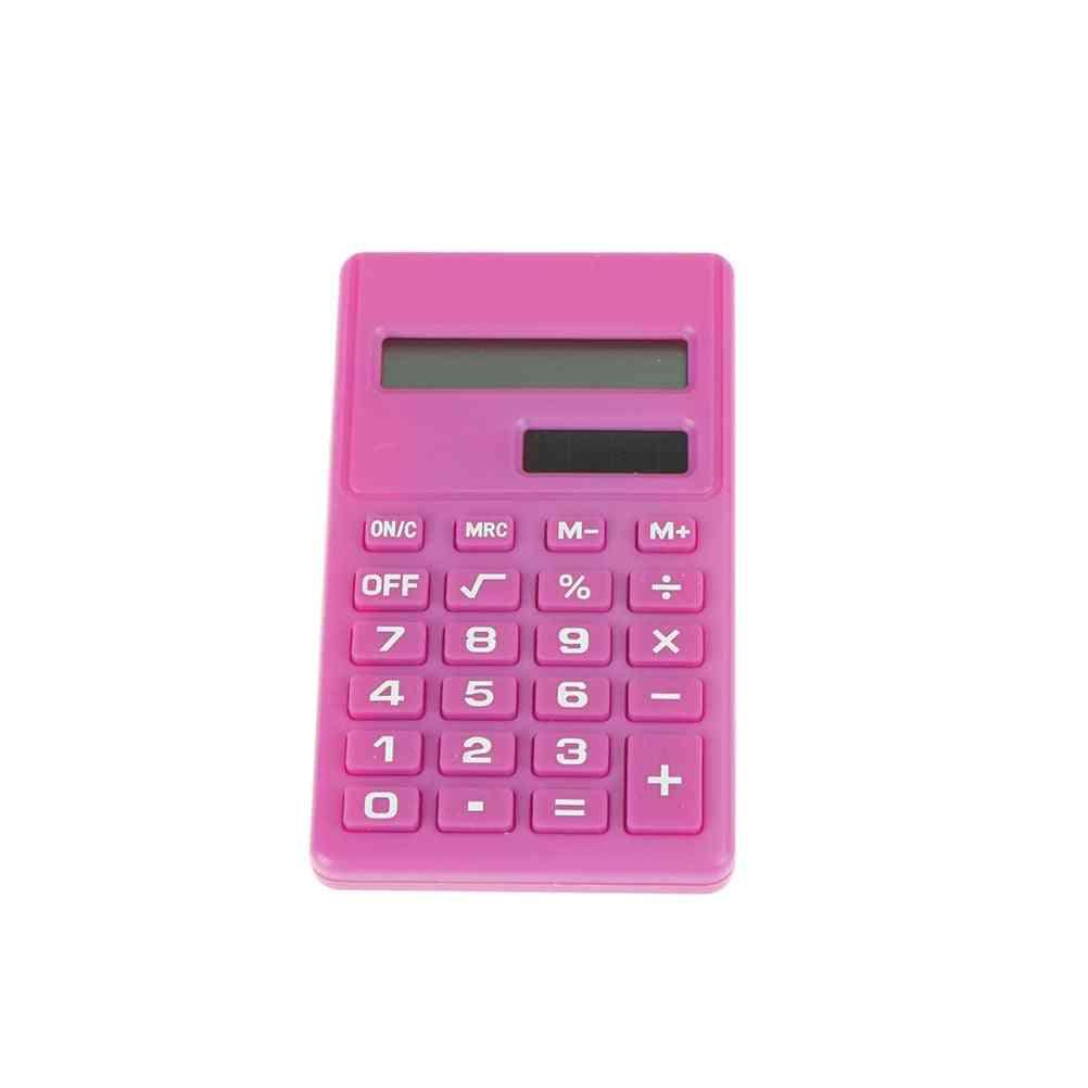 Cute Candy Pro Cartoon Mini Calculator