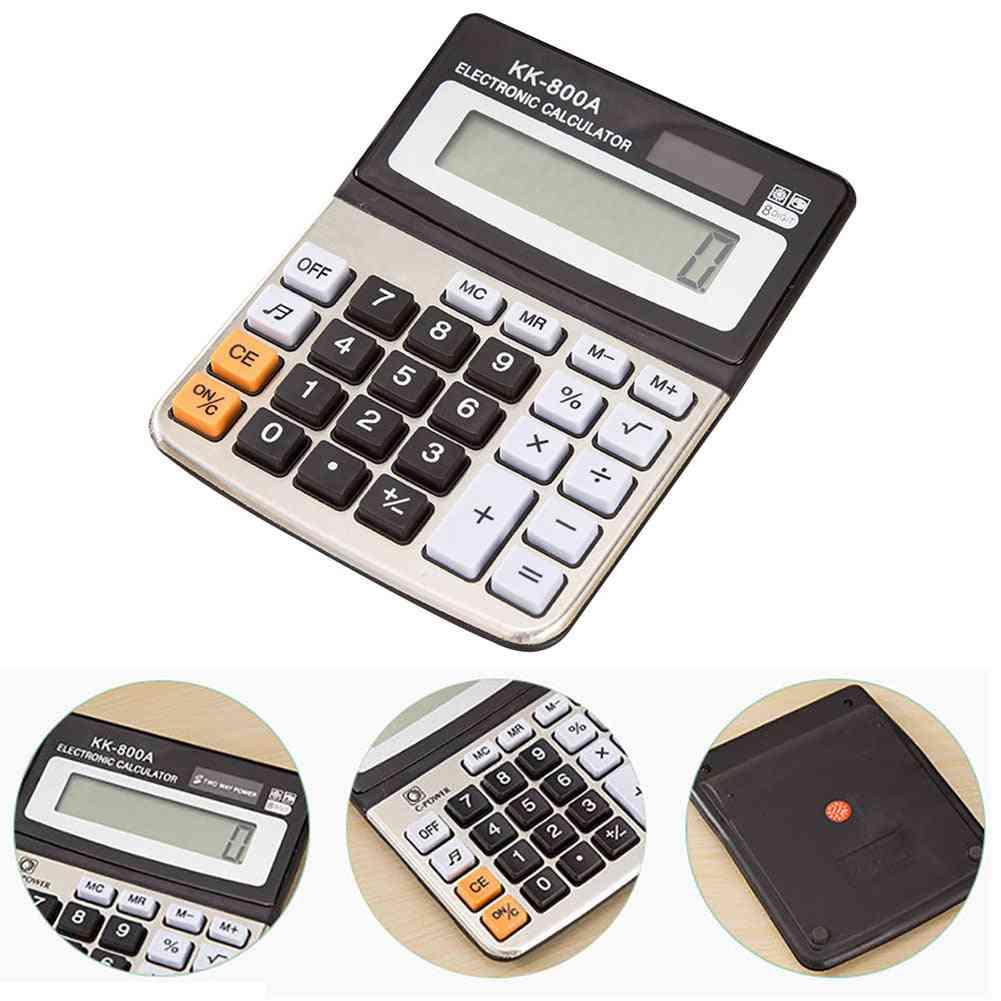 8 Digits Electronic Large Screen Desktop Calculators
