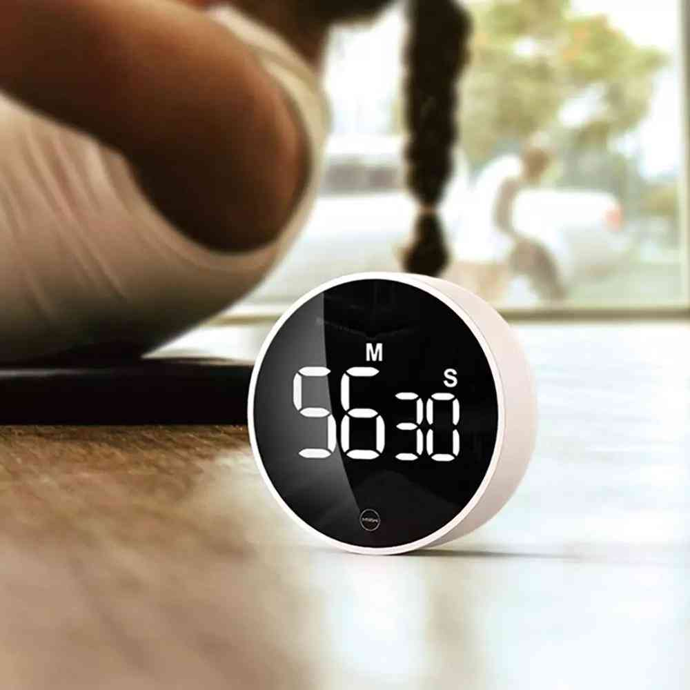 Portable Simple Kitchen Cooking Alarm Clock