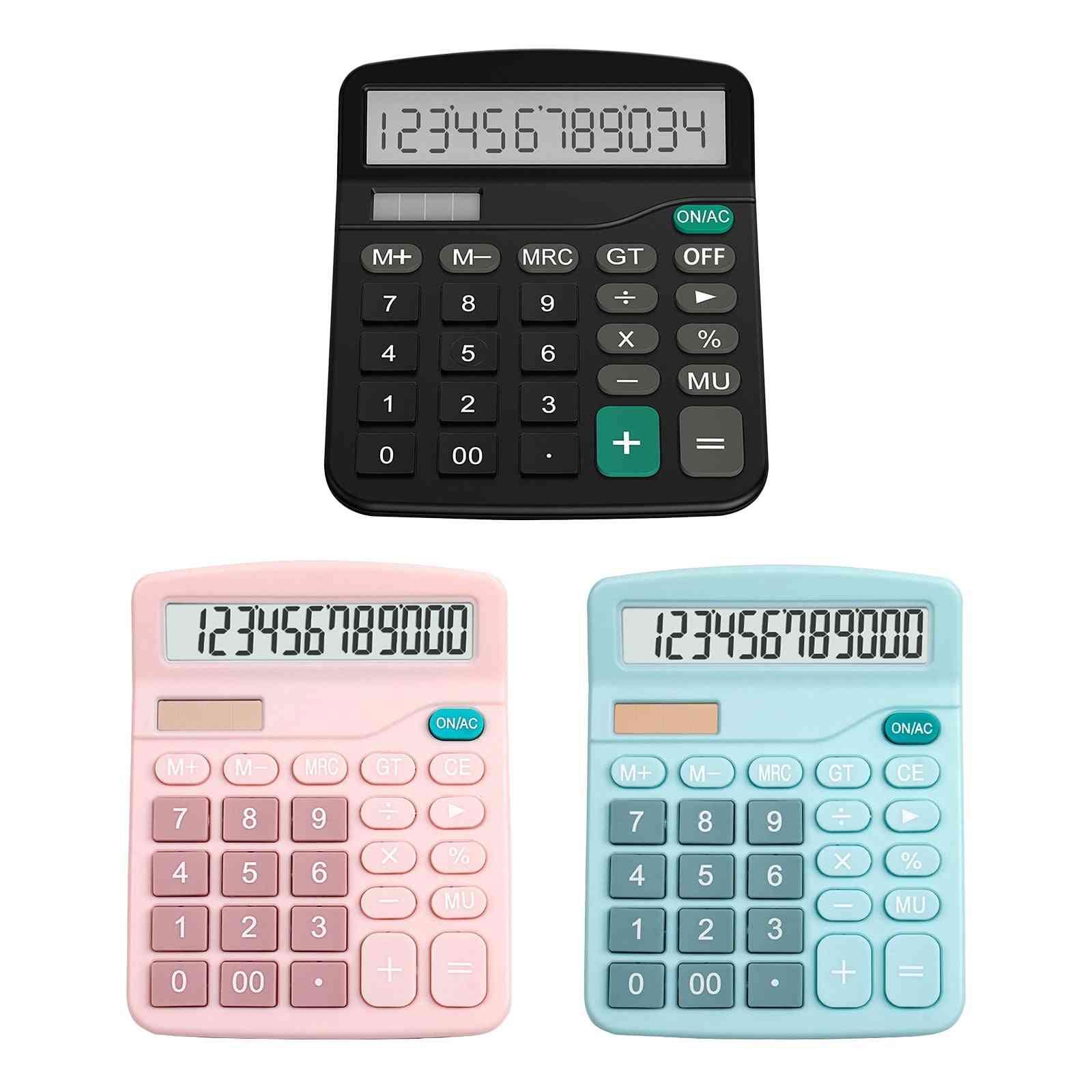 Office Handheld Desktop Calculator