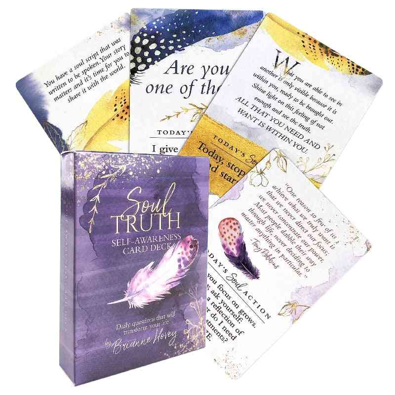 Tarot Oracle Cards With Pdf Guidebook