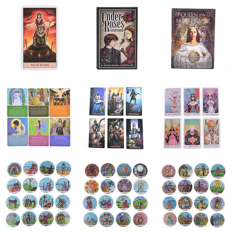 Modern Tarot Cards Deck Board Games