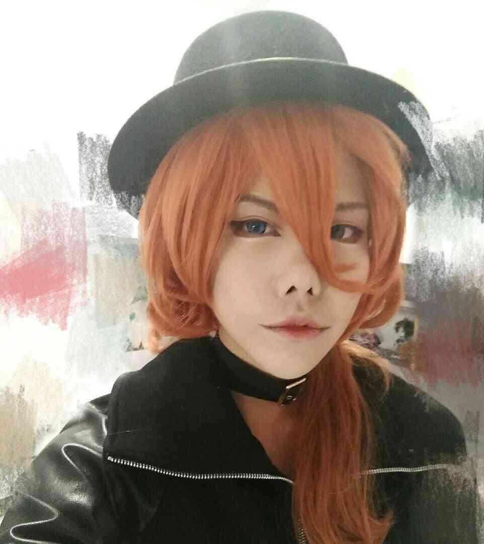 Cosplay Wig Heat Resistant Synthetic Hair Wigs + Wig Cap