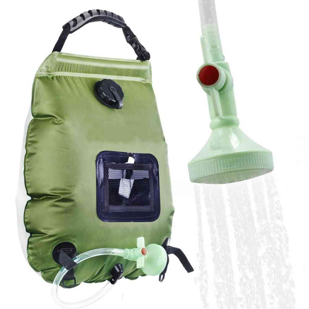 Water Bags Outdoor Camping Shower