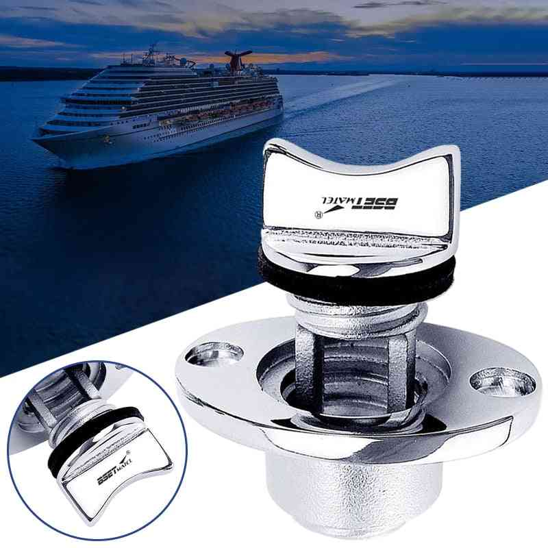 Boat Bung Drain Plug Stainless Steel