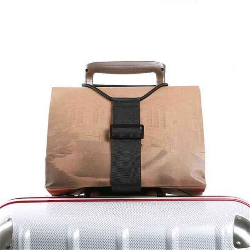Adjustable Baggage Bungee Luggage Belts