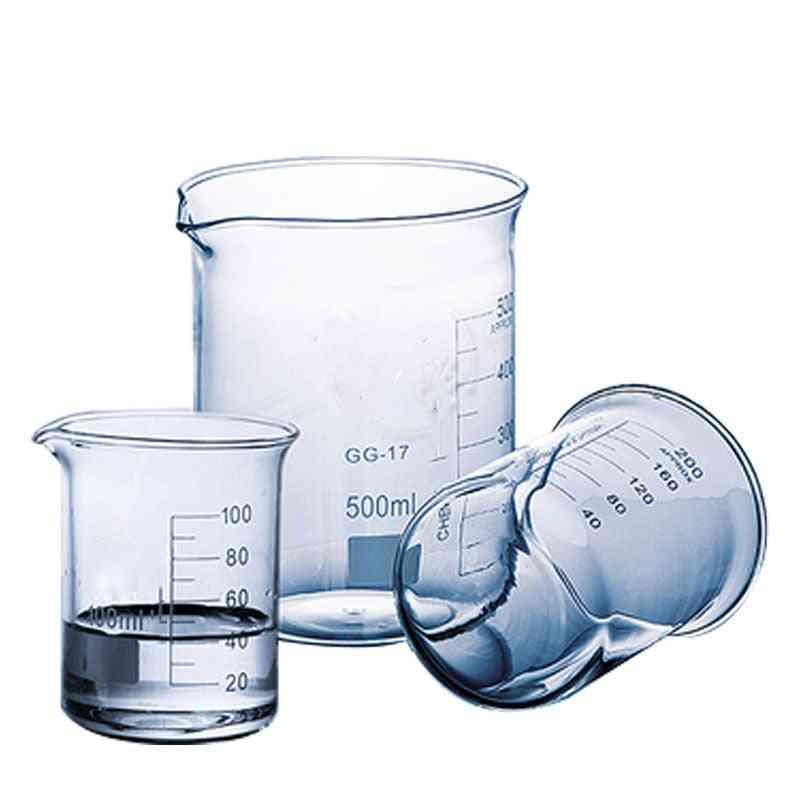 Low Form Borosilicate Glass