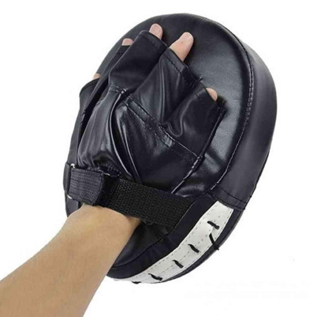 Kick Boxing Gloves Pad Punch
