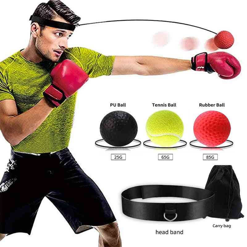 Boxing Reflex Speed Punch Ball
