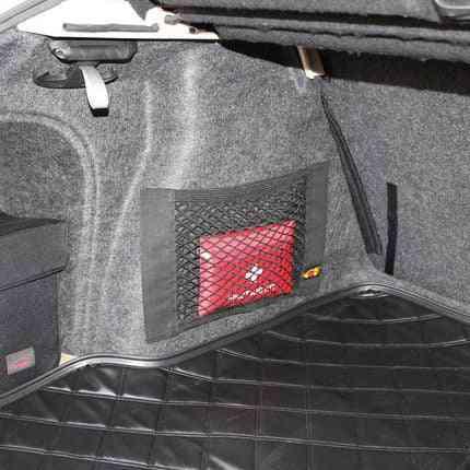Car Trunk Luggage Net Trunk Storage Bag
