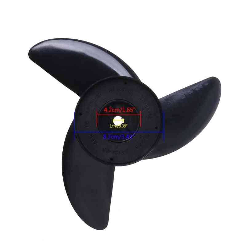 Blades Motor Boat Propellers Electric Engine