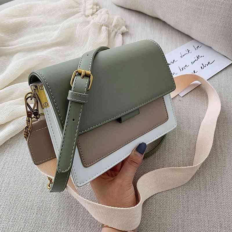 Mini Leather Crossbody Bags