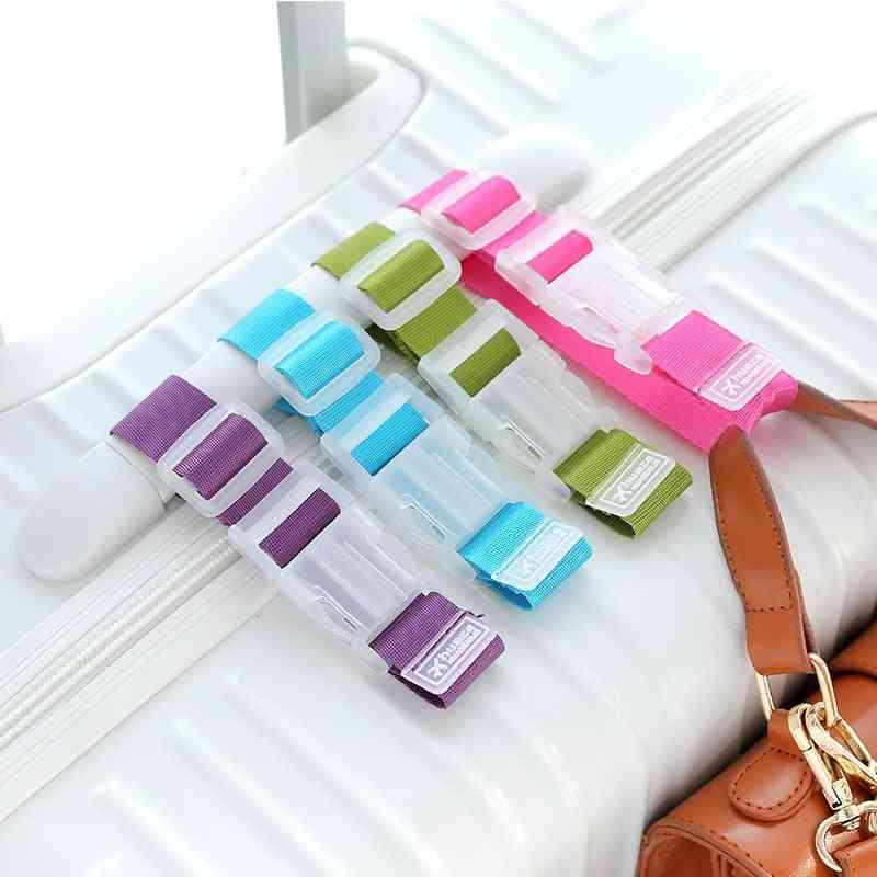 Adjustable Nylon Luggage Hanging Buckle Straps