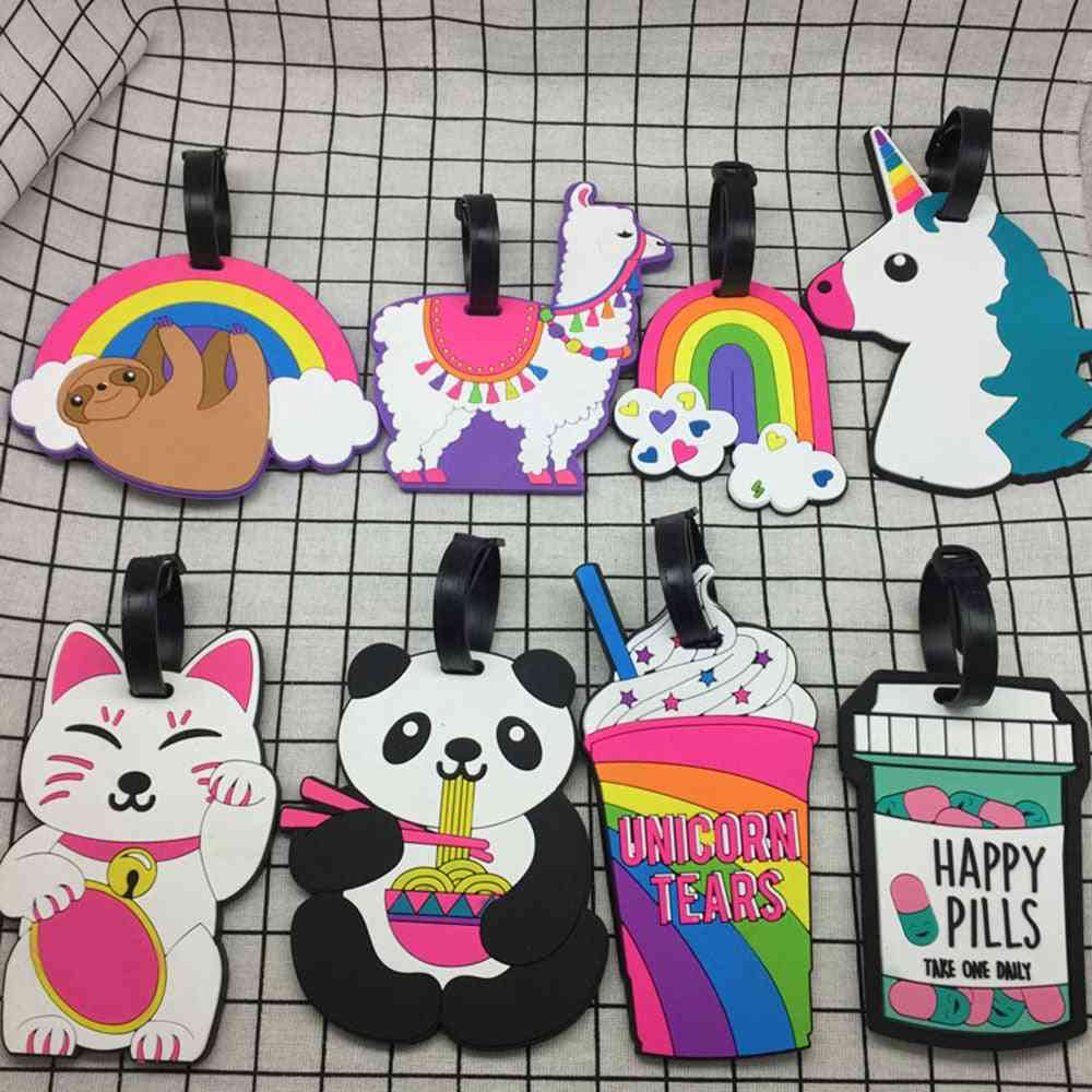 Creative Travel Accessories Luggage Tag