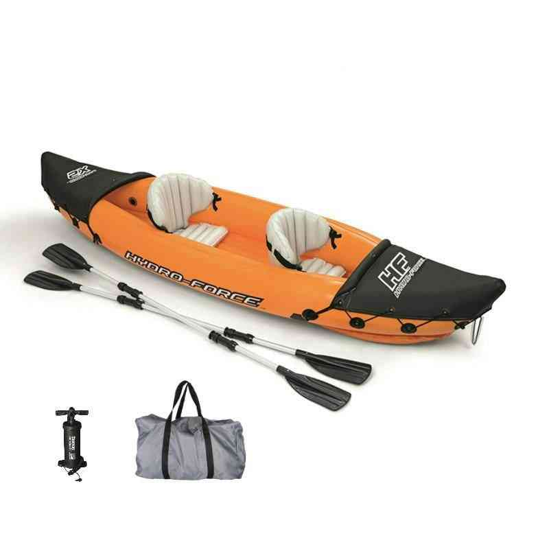 Fishing Boat Portable Water Sport With Paddle