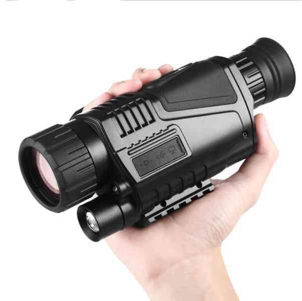 Monocular Weapon Sight Telescope