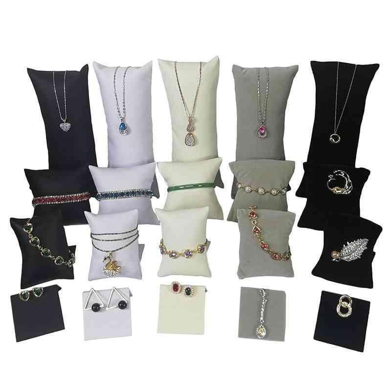 Jewellery Bracelet Pillow, Bangle Display Holder