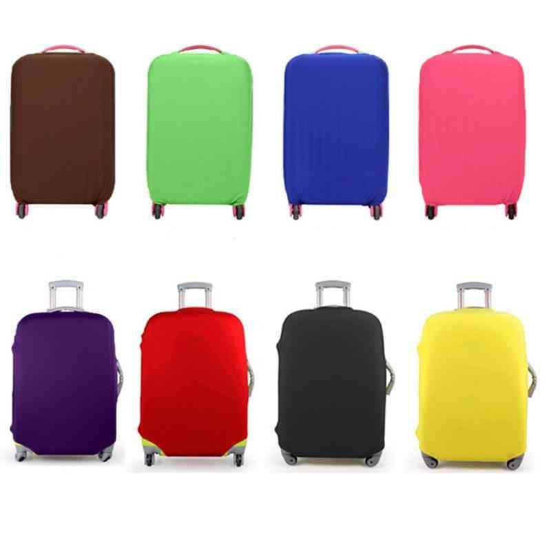 Travel Luggage Suitcase Protective Cover Stretch Dust Covers