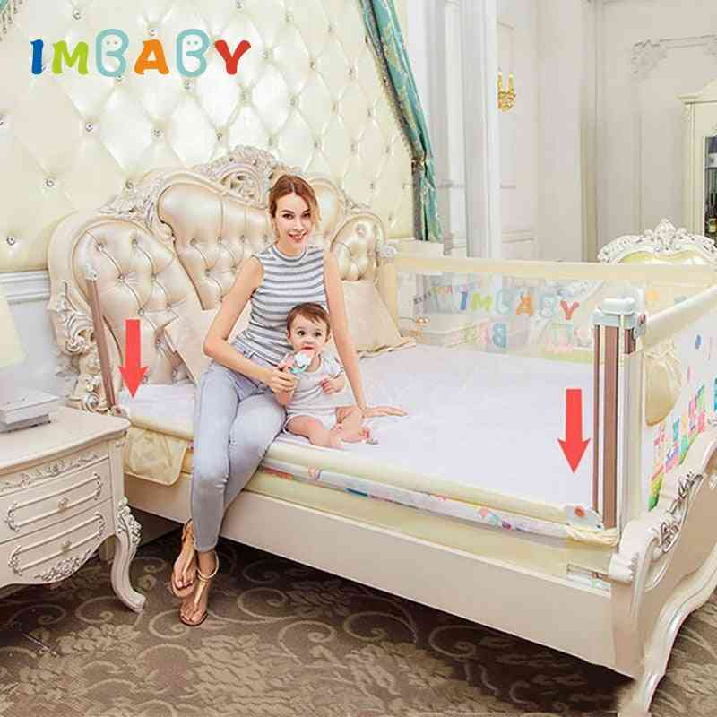 Baby Bed Fence Safety Gate For Crib