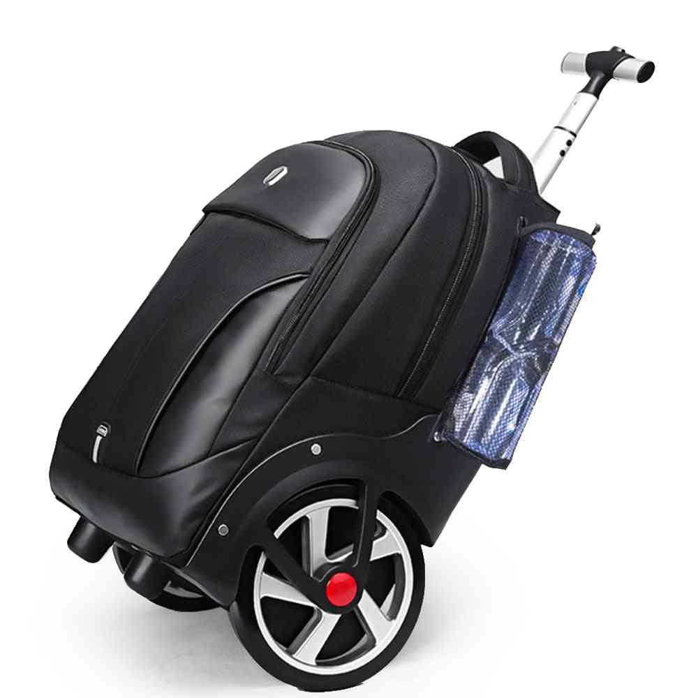 Carry On Rolling Luggage Wheeled Suitcase With Wheels