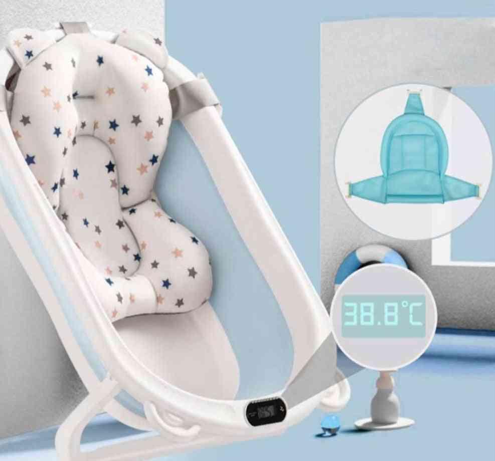 Newborn Baby Folding Bath Tub