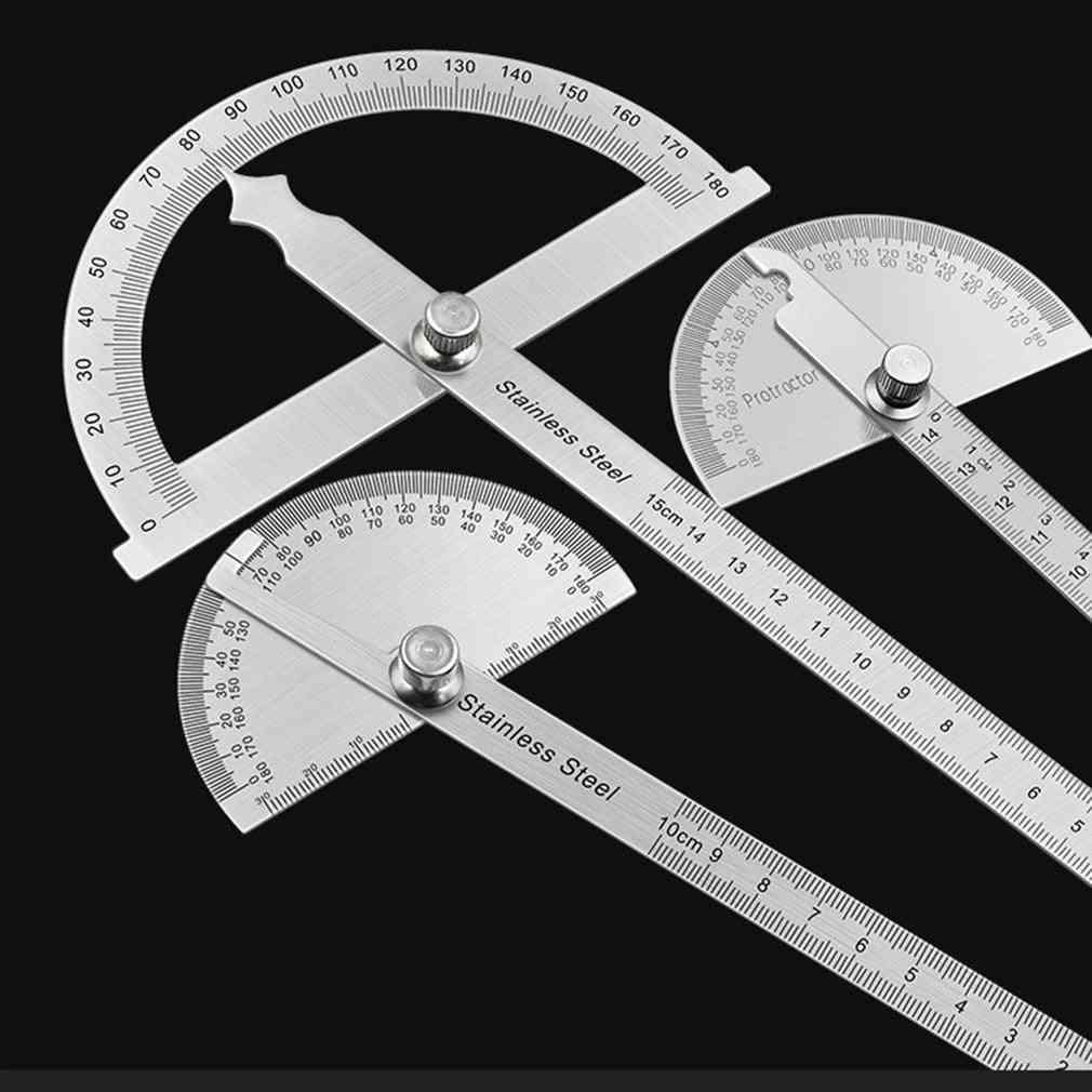 Adjustable Multifunction Semicircle Ruler