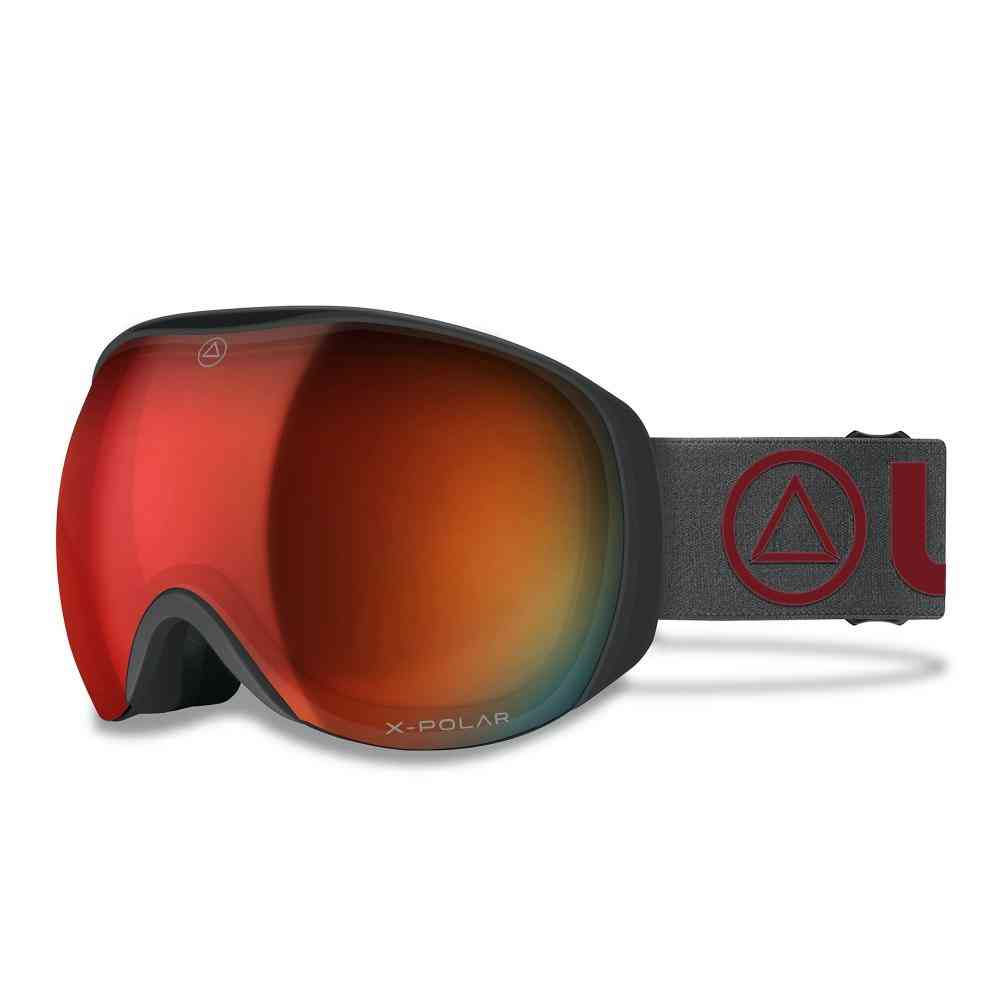 Blizzard Grey / Red