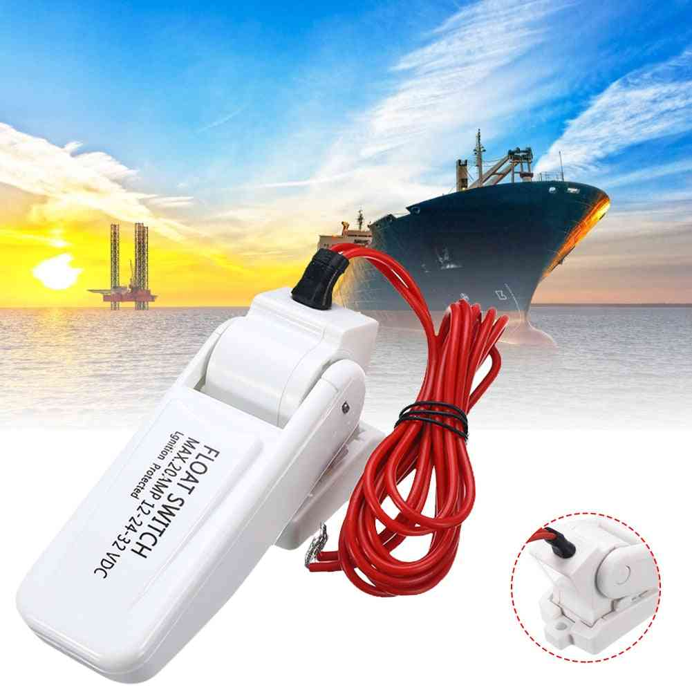 12v Bilge Pump Switch Combination Suit Water Marine Level Controller Dc Flow Automatic Electric Sensor Switch Boat Accessories