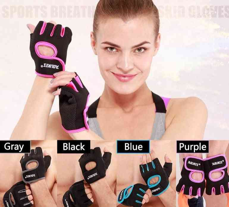 Sports Fitness Anti Skid Breathable Gloves
