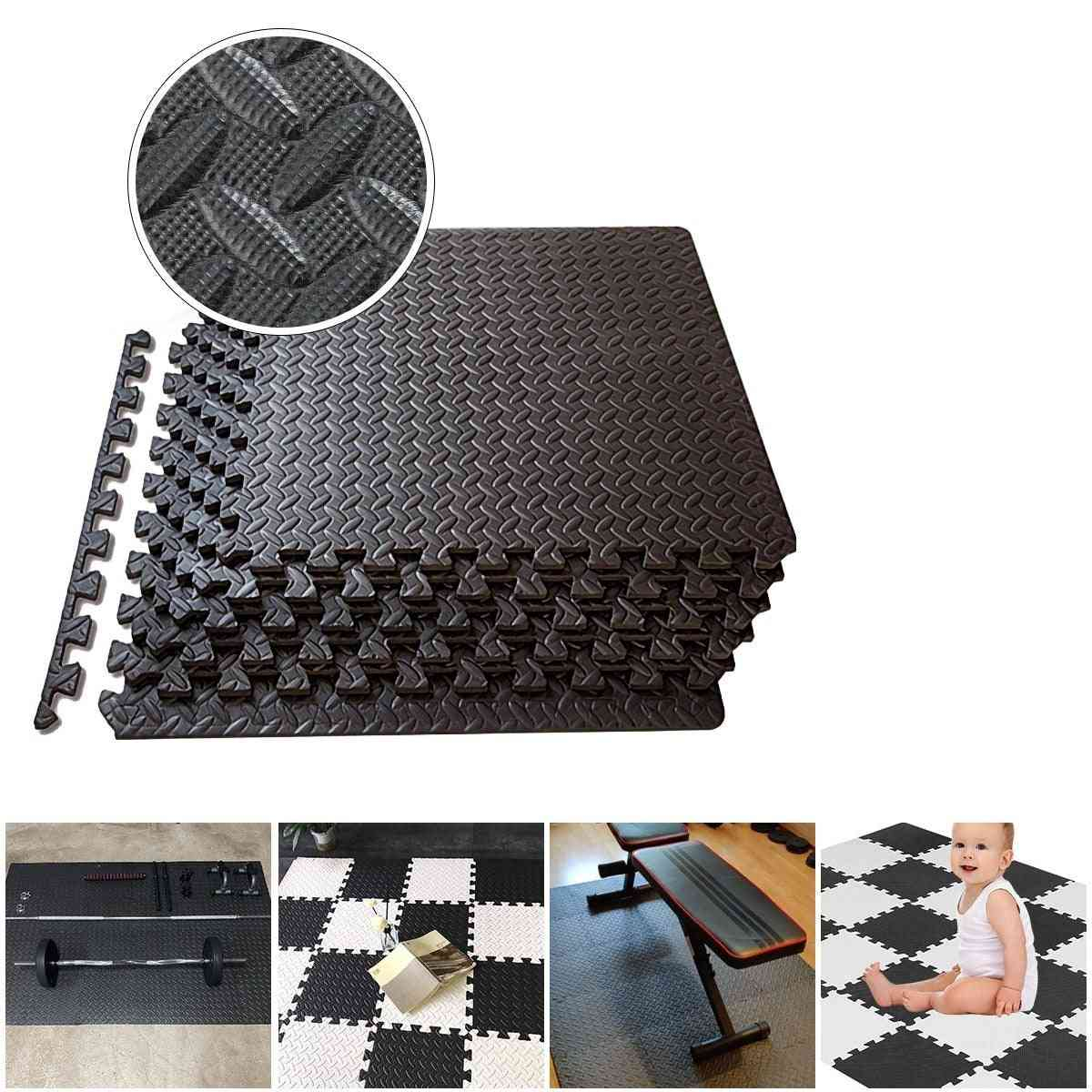 Interlocking Tiles Protective Flooring Eva Foam Mats