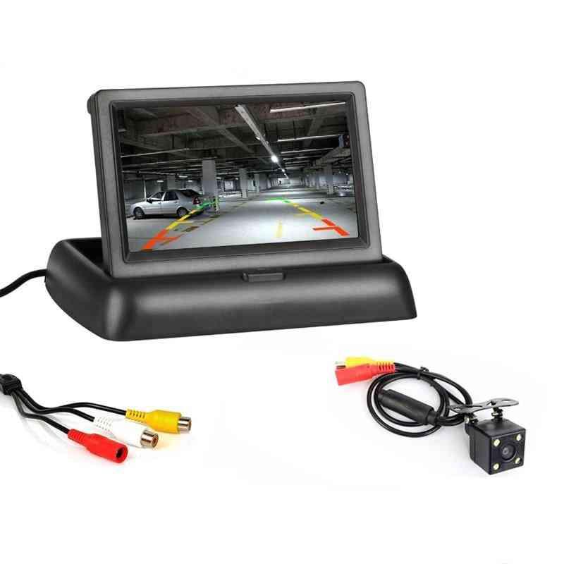 4.3inch Car Monitors Tft Lcd Car Rear View Monitor