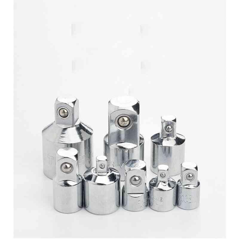 1/4 3/8 1/2 1 /3/4 Inch Socket Ratchet Converter Adapter