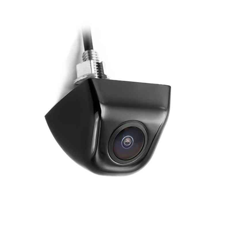 Hd 3 Glass Lens Rotation Parking Camera Front Side Rear View Camera