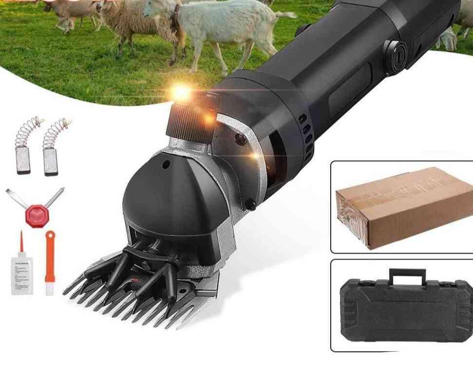 Electric Sheep Shearing Cutter Goat Wool Shaving