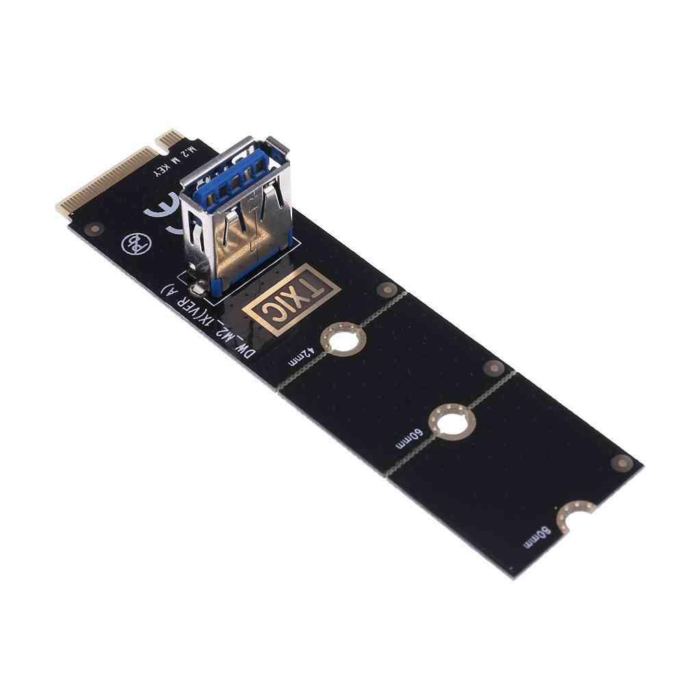 Usb Converter Adapter Graphic Card Extender
