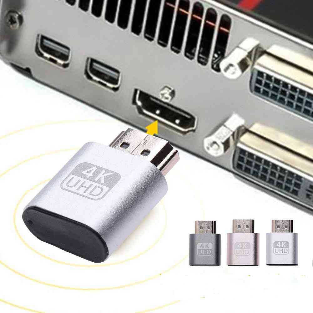 Hdmi-compatible Virtual Display Adapter