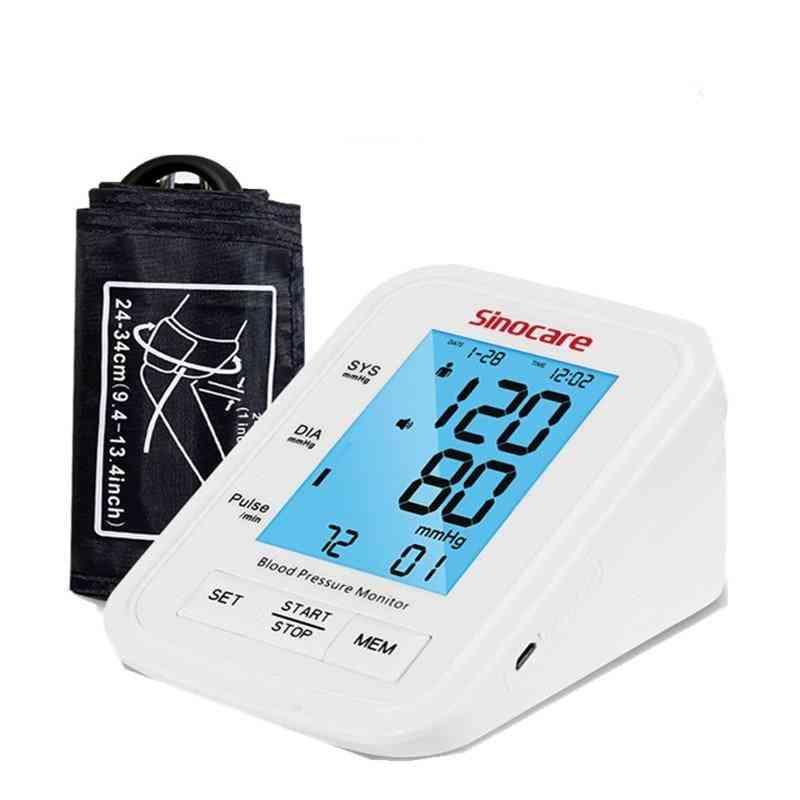 Tensiometer Upper Arm Automatic Digital Bp Machine