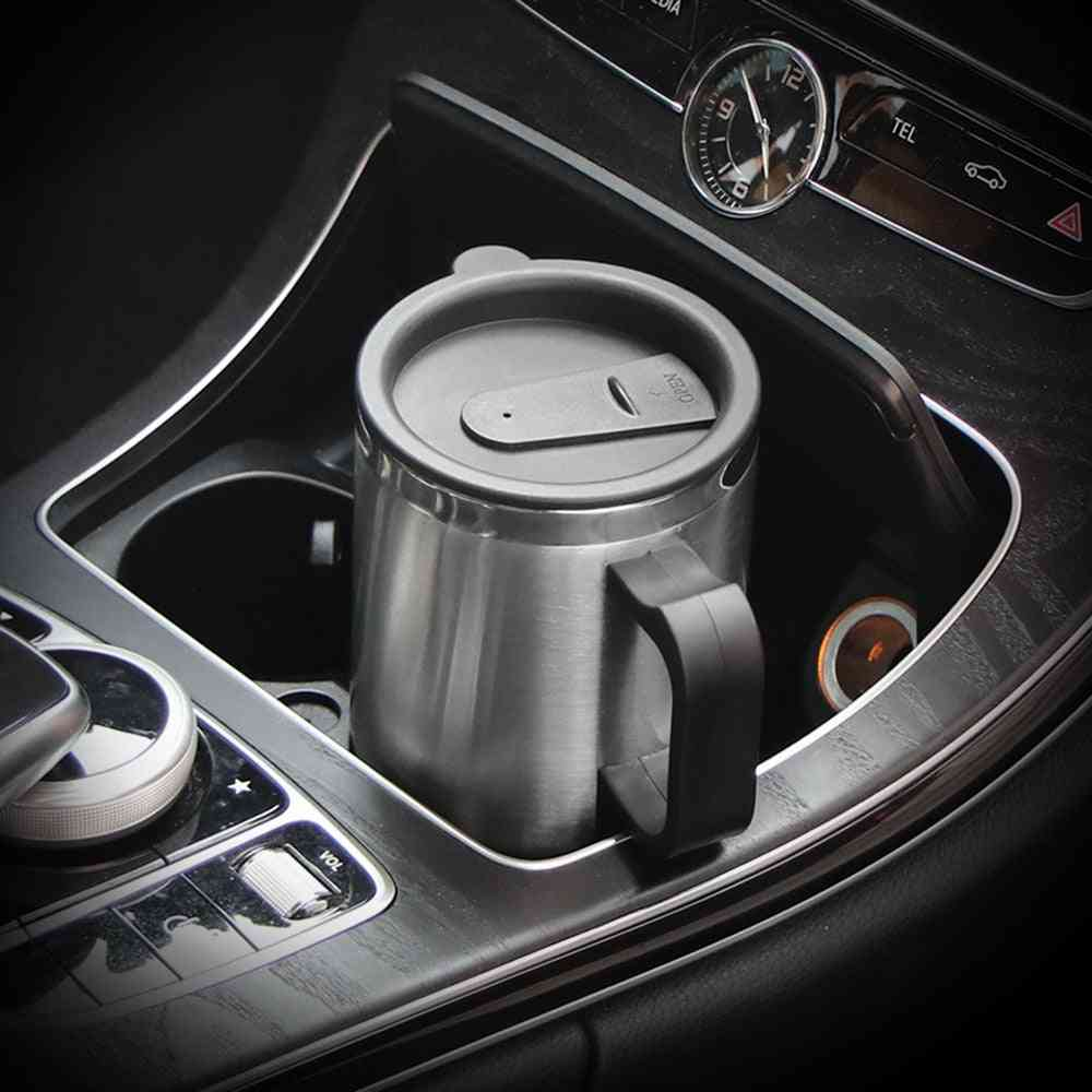 Portable Cup Kettle Travel Coffee Mug Electric