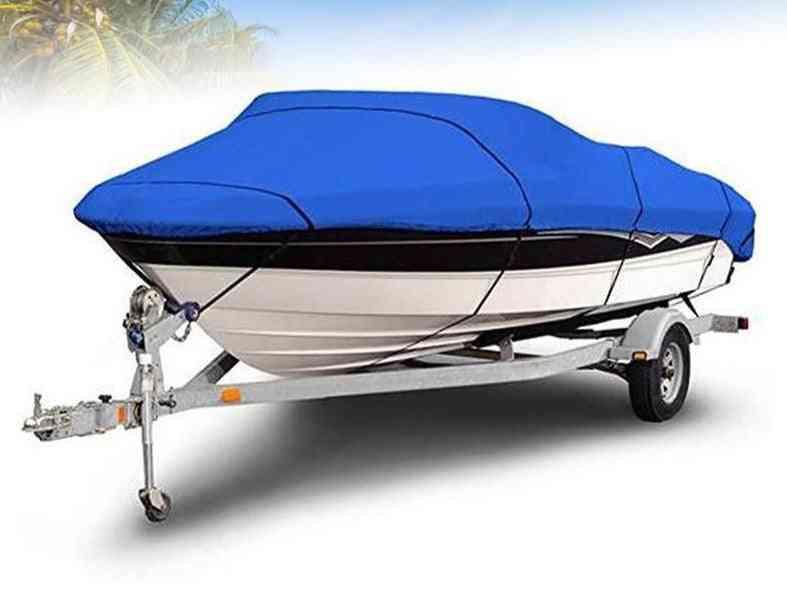 Heavy Duty Fishing Ski Boat Cover