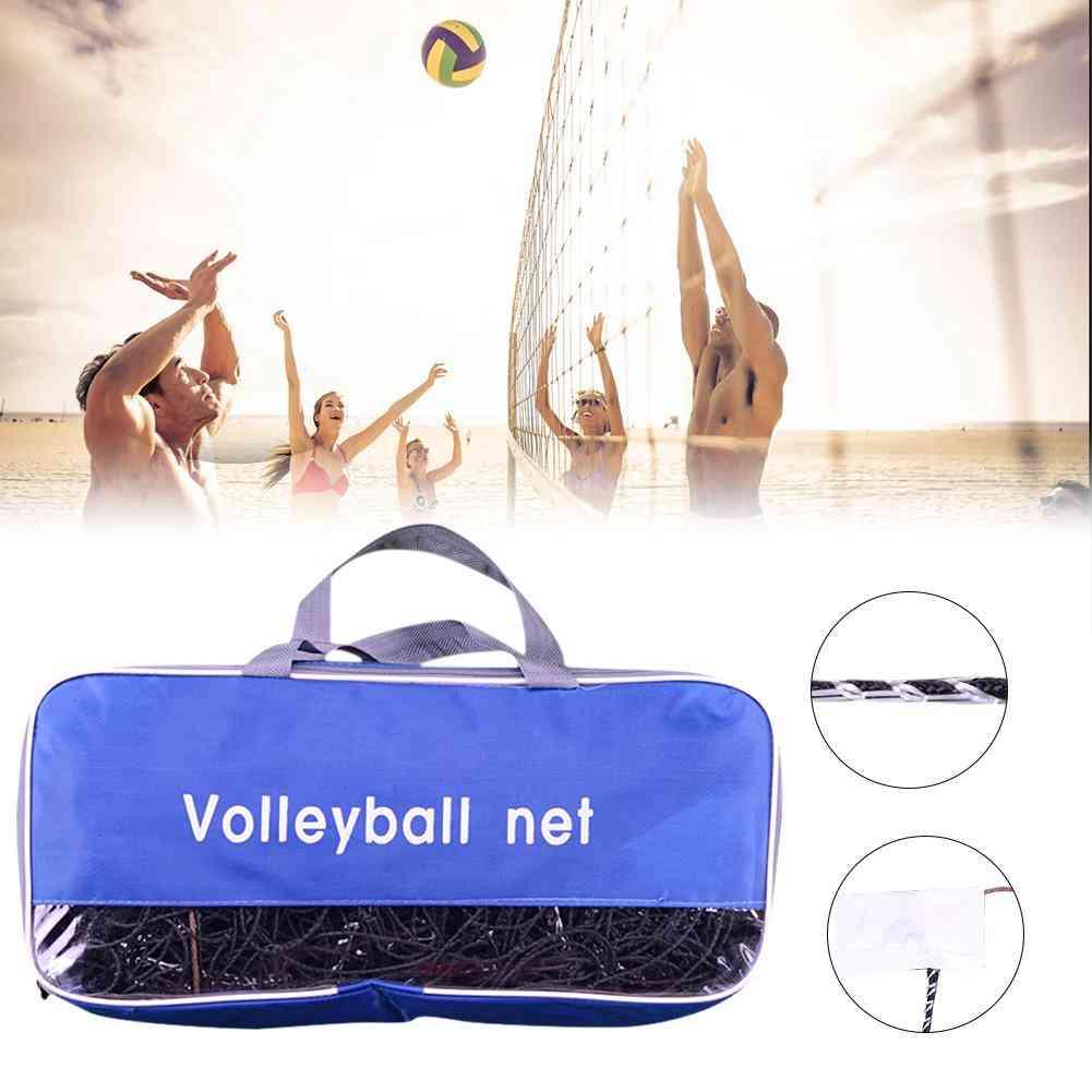 Standard Volleyball Net Beach Volleyball Net