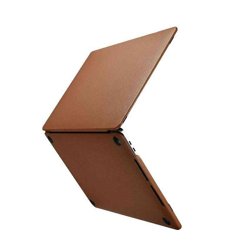 Business Laptop Leather Cover For Macbook