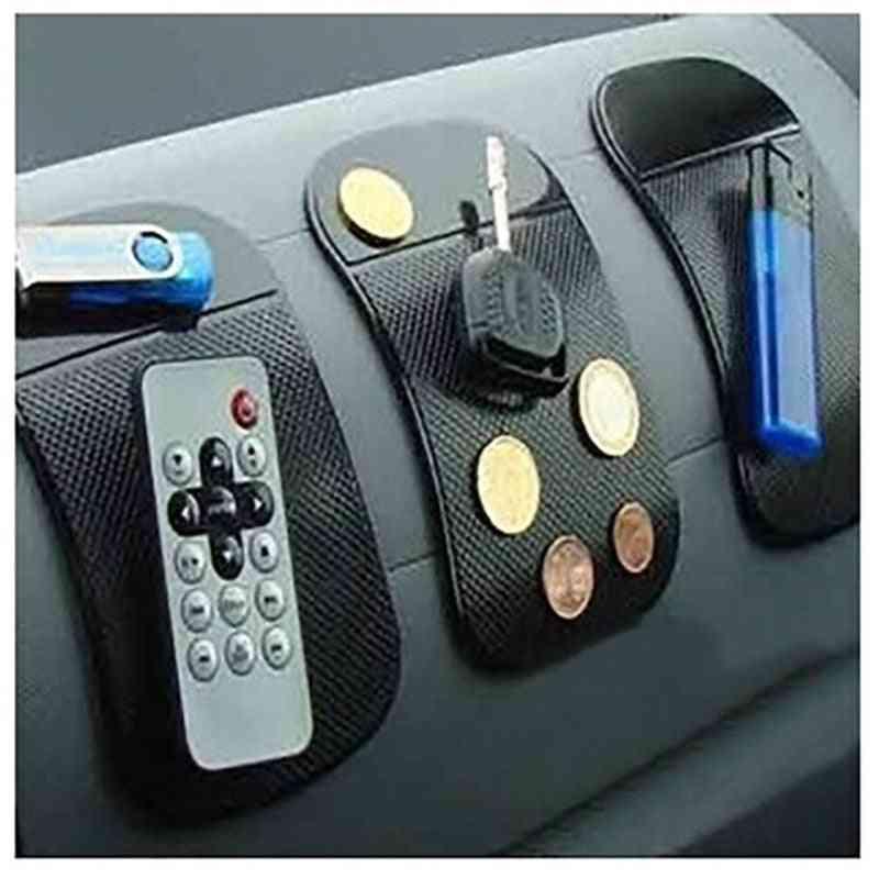 Car Anti-slip Mat Pads Car Dashboard Sticky Silicone Mat