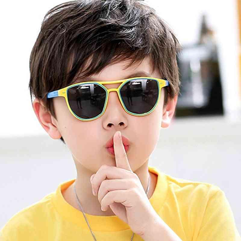 Boys Sunglasses Bright Lens  Protection Brand Designer